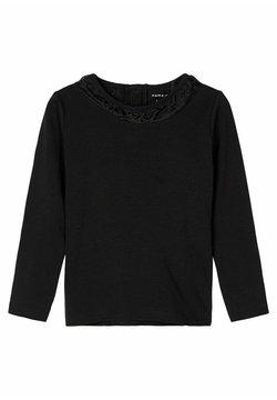 Name it - Camiseta de manga larga - black