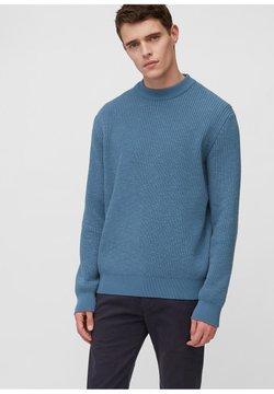 Marc O'Polo - Strickpullover - kashmir blue