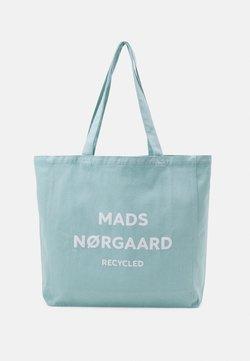 Mads Nørgaard - BOUTIQUE ATHENE - Shoppingveske - aqua