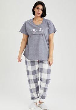 DeFacto - Pyjama - light grey
