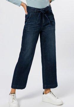 zero - Jeans Straight Leg - mid blue authentic wash