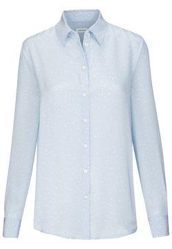Seidensticker - REGULAR FIT - Hemdbluse - blau