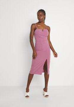 WAL G. - ELIZA MIDI  - Cocktailkleid/festliches Kleid - mauve pink