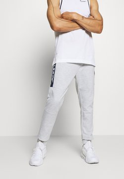Jack & Jones - JJIWILL JJSEEN PANT - Jogginghose - light grey melange