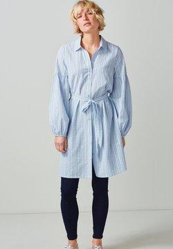 Next - Blusenkleid - light blue