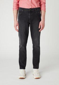 Wrangler - TEXAS  - Jeans slim fit - black