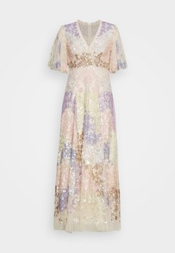 Needle & Thread - ELIZA SEQUIN ANKLE LENGTH GOWN - Ballkleid - champagne