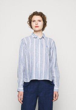 Polo Ralph Lauren - STRIPE - Hemdbluse - white/astor blue