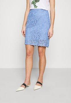 Marc Cain - Pencil skirt - light blue