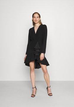 Pinko - TORNADO ABITO - Korte jurk - black