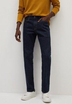 Mango - BOB7 - Straight leg jeans - bleu