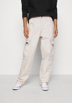 BDG Urban Outfitters - BLAINE SKATE - Cargohose - ecru