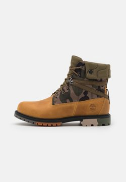 Timberland - 6 IN HERITAGE WP - Schnürstiefelette - wheat