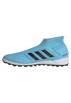 adidas Performance - PREDATOR 19.3 TURF BOOTS - Zapatillas de entrenamiento - blue