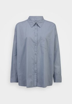 Cotton On Petite - DAD - Blusa - washed wave washed blue