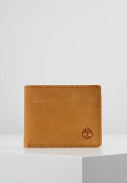 Timberland - PASSCASE WITH COIN POCKET - Portefeuille - wheat