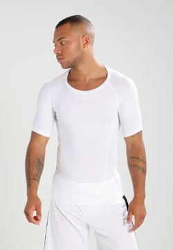 Puma - LIGA BASELAYER TEE  - Camiseta interior - white
