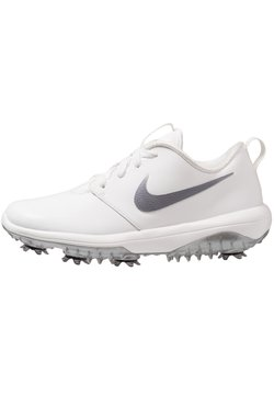 Nike Golf - ROSHE G TOUR - Golfkengät - summit white/metallic cool grey