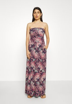 s.Oliver - MAXIKLEID PAISLE - Beach accessory - multicoloured