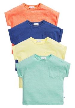 Next - Camiseta básica - orange