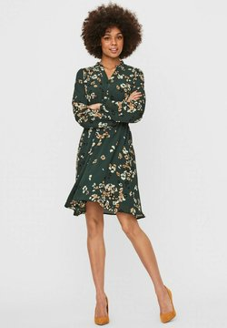 Vero Moda - COURTES - Sukienka letnia - vert