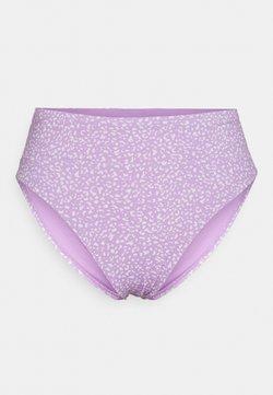 Women Secret - WAIST BRIEF - Bikiniunderdel - mauve