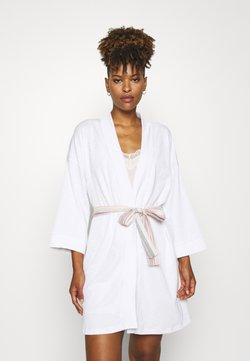 Etam - SOLAL DESHABILLE - Dressing gown - ecru