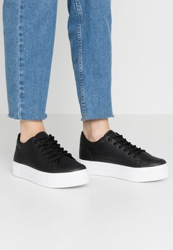 Nly by Nelly - PERFECT PLATFORM - Sneakers laag - black