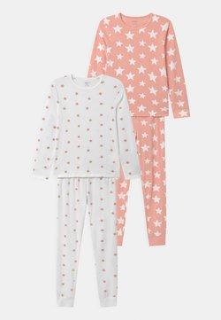 Name it - NKFNIGHTSET 2 PACK  - Pijama - bright white
