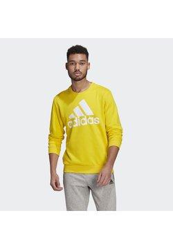 adidas Performance - Collegepaita - yellow/white