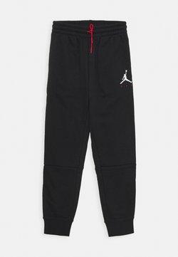 Jordan - JUMPMAN AIR PANTS UNISEX - Verryttelyhousut - black