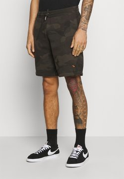 Abercrombie & Fitch - ICON - Shorts - olive