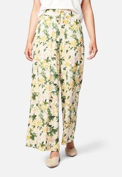 Mavi - DRAWSTRING PANTS - Stoffhose - sage romantic floral print