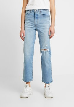Levi's® - RIBCAGE STRAIGHT ANKLE - Jeans straight leg - tango fade