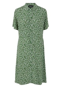 Pieces - REBECCA - Sukienka koszulowa - garden green