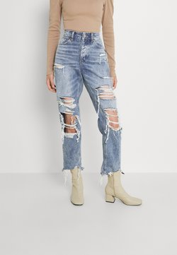 American Eagle - TOMGIRL - Jeans relaxed fit - destroy is a thing