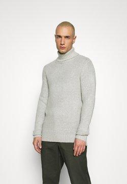 Redefined Rebel - Strickpullover - light grey melange