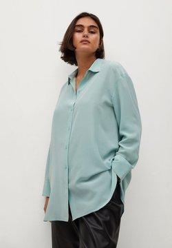Violeta by Mango - SEDERA - Camicia - wassergrün