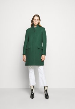 CLOSED - PURE PORI - Classic coat - green