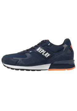 Replay - GARWING - Sneaker low - navy/blue