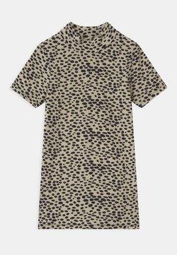 Cars Jeans - LASHI  - T-shirt print - camel