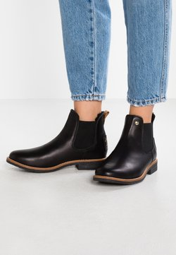 Panama Jack - GIORDANA IGLOO TRAVELLING - Ankle Boot - black