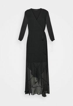 Guess - NEW BAJA DRESS - Maxiklänning - jet black