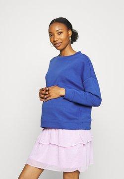 Pieces Maternity - PCMCHILLI - Sweater - deep ultramarine