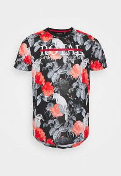 Brave Soul - RAVE - T-Shirt print - white