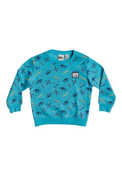 Quiksilver - FLIP SNACKING - Sweater - flip snacking pacific blue 203