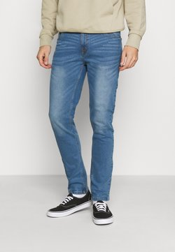 Urban Threads - Slim fit jeans - blue