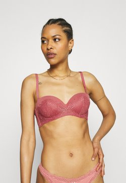Anna Field - Reggiseno con spalline regolabili - pink