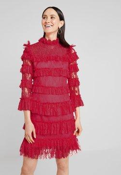 By Malina - CARMINE DRESS - Cocktailkleid/festliches Kleid - red