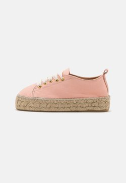 JUTELAUNE - VEGAN EDITION - Espadrilles - watermelon